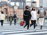 Japonya'da salgına karşı OHAL'in süresi uzatılıyor