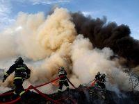 Çin'de kesimhanede yangın: 112 ölü