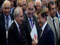 AK Parti ve CHP koalisyonu için görüşmeler başladı