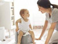 Tuvalet eğitimi için ideal dönem; 18-36 ay arası