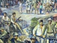 Derin izler bırakan Arpalık, Ayvasıl, Muratağa-Sandallar katliamları ile Erenköy direnişini resmeden eserler Surlariçi Şehir Müzesinde…