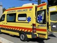 Uyuşturucu Tesiri Altındaki Kadın Ambulanstaki Sağlık Görevlilerine Saldırdı