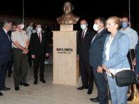 Akçay'da, Rauf Raif Denktaş'ın adına düzenlenen parkın açılışı yapıldı