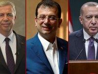 MetroPoLL anketi yayımlandı: Yavaş ve İmamoğlu Erdoğan'ı geride bıraktı