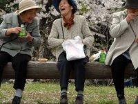 Japonya'da yaşlı nüfusun genel nüfusa oranı ilk kez yüzde 29'u geçti