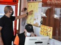Girne'de Okullar ve Öğrenci Mekanları Denetlendi