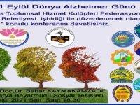 """Lıons Kulüpleri ve Beyarmudu Belediyesi İş Birliğinde Yarın """"Alzheımer"""" Konulu Konferans Düzenleniyor"""