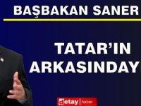 Başbakan Saner Ankara'da Oktay İle Görüştü