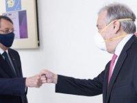 Anastasiadis New York'ta BM Genel Sekreteri ile görüşecek