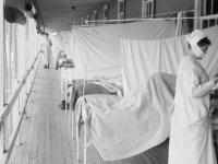 Corona virüsünde ölüm sayısı İspanyol gribini geçti