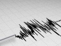 Limasol'da deprem oldu