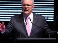 Avustralya Başbakanı Morrison, Anzak Anıtı'nda gösteri yapan aşı karşıtlarını kınadı