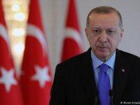 Erdoğan: Türkiye'de Kürt sorunu yoktur