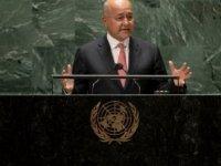 Cumhurbaşkanı Salih: Irak'ta istikrar sağlanmadan bölgede mümkün değil