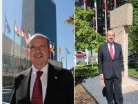 Tatar BM Merkezi önünde açıklama yaptı!