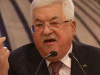 Filistin lideri Abbas'tan İsrail'e ültimatom