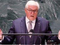 Steinmeier'den liderlere mesaj: BM boks ringi değil