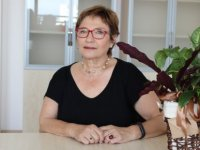 """LAÜ Eczacılık Fakültesi Dekanı Demirdamar, """"25 Eylül Dünya Eczacılık Günü""""nü kutladı."""