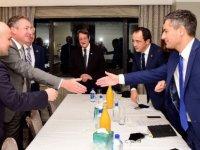 Anastasiadis, ExxonMobil Heyeti İle Görüştü