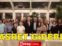 Cumhurbaşkanı Tatar, New York gezisinin 10. gününde Kıbrıslı Türklerle buluştu