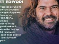 Rahvancıoğlu: Rejim partileri, hükümette de muhalefette de ayni sisteme hizmet ediyor