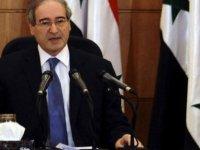 Mikdad: Türk ve Amerikan askerlerini Suriye'den çıkaracağız