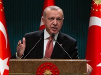 """Erdoğan'dan Kavala İçin Çağrı Yapan 10 Elçi Açıklaması: """"Türkiye'ye Ders Vermek Sizin Haddinize mi?"""""""