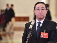 Çin'in eski adalet bakanı hakkında yolsuzluk soruşturması başlatıldı