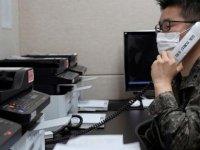 Koreler arasında 2 ay sonra ilk telefon görüşmesi