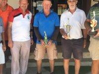 CMC'de Chairman's Cup Golf Turnuvası Şampiyonu Chris Moores...