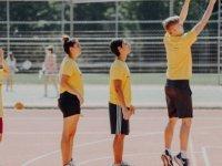 """""""PEACEPLAYERS-CYPRUS"""" Yeni Dönemde Basketbol Antrenmanlarına Başladı"""