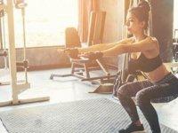 Egzersiz yapmak mesane sarkmasını önlüyor