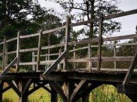 Winnie the Pooh kaleme alınırken esin kaynağı olan köprü 131 bin sterline satıldı