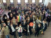 ODTÜ Onur Yürüyüşü'ne katıldıkları için yargılanan 18 öğrenci ve 1 akademisyen beraat etti