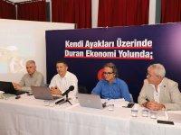 """""""Teşviklerin Ekonomik Verimliliği ve Önemi"""" paneli düzenlendi"""