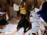 Irak'ta seçime katılım oranı yüzde 41