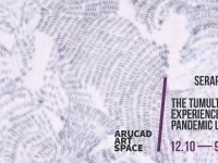 ARUCAD Art Space, Serap Kanay'ın 'The Tumultuous Experience of Pandemic Life' adlı yeni sergisine ev sahipliği yapıyor