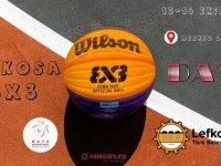 LTB ev sahipliği ile düzenlenen Lefkoşa 3x3 Basketbol turnuvası  1.gün. CANLI YAYIN