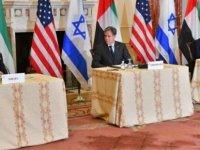 Blinken'dan Filistin-İsrail meselesinde 'iki devletli çözüm' vurgusu