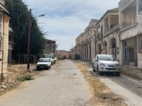 Maraş'ta yol, elektrik ve drenaj çalışması başlatıldı