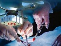 Dünyada bir ilk: Nakledilecek akciğer drone ile taşındı