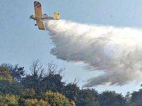Rum Orman Dairesi'ne 7 Yangın Söndürme Uçağıyla Takviye