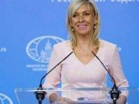 Zaharova Kırım ve KKTC'nin Karşılıklı Tanınması Görüşmesini Yalanladı