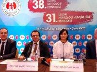 38. Ulusal Nefroloji Kongresi ile 31.Ulusal Nefroloji Hemşireliği Kongresi Girne'de yapılıyor