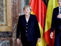 Belçika'dan Merkel'e 'Leopold Nişanı'