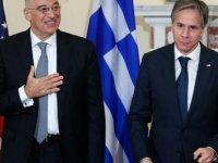 Yunanistan ve ABD yakınlaşıyor: Yunan bakan Türkiye'yi şikayet etmiş