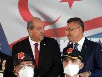 Tatar:1571'den beri Kıbrıs'ta Türklük mücadelesi veriyoruz
