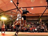 3X3 Basketbol Turnuvası final akşamı ile tamamlandı