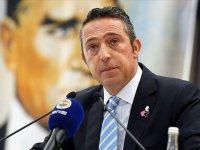 Ali Koç'tan Fenerbahçe camiasına çağrı: Ayaklanma zamanı