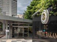 10 ülkenin büyükelçisi TC Dışişleri Bakanlığı'na çağrıldı